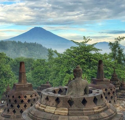 Paket Wisata Jogja 1 Hari Borobudur