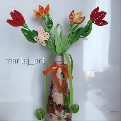 decoupage,quilling