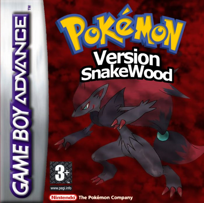 Pokemon SnakeWood