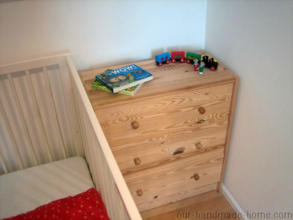 rast toddler baby drawers