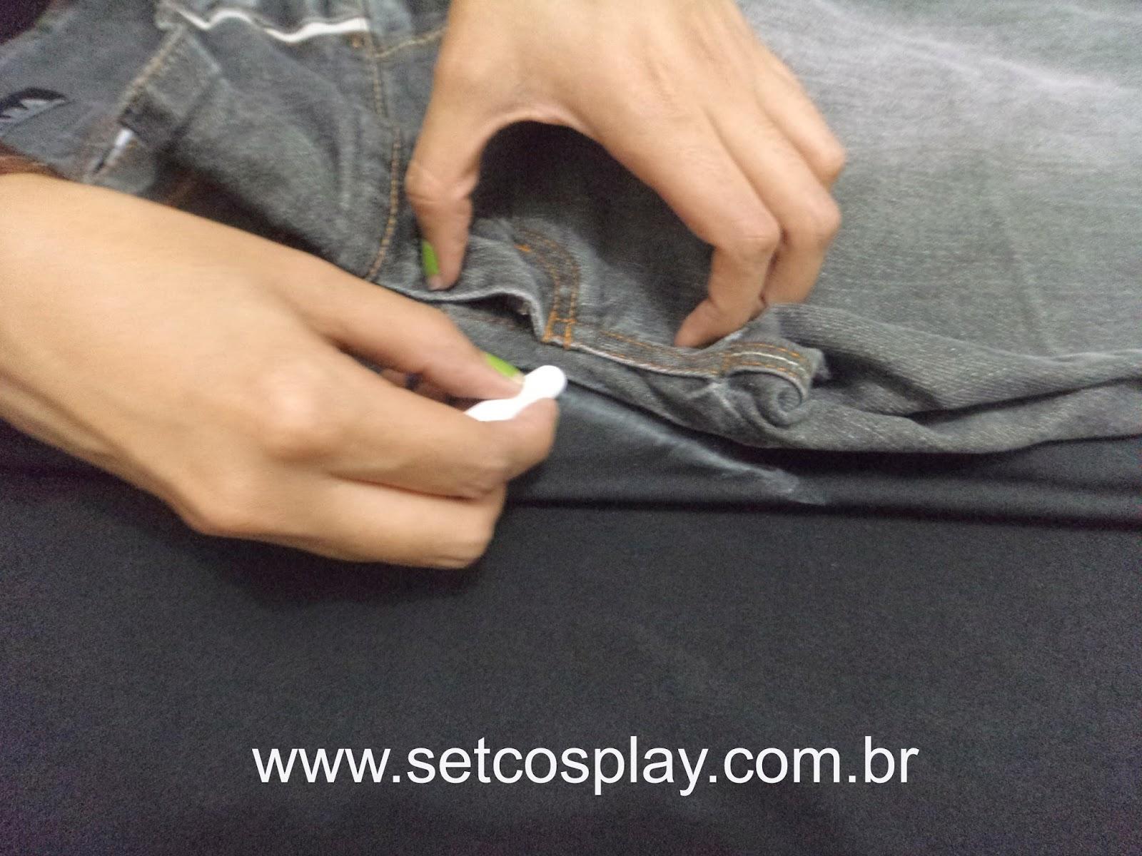 SetCosplay  Tutorial  Como fazer macacão (corte costura) 00a82e6d5ed