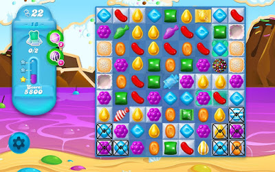 تحميل لعبة Candy Crush Saga للاندرويد مهكرة اخراصدار