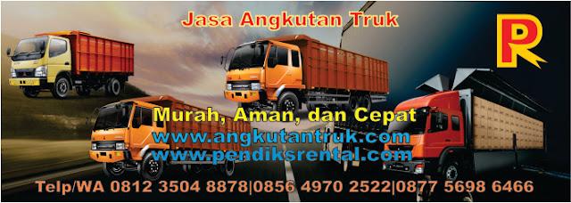 Angkutan Truk di Malang