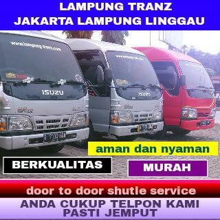 Jasa Travel Jakarta Lampung Pingsewu Murah