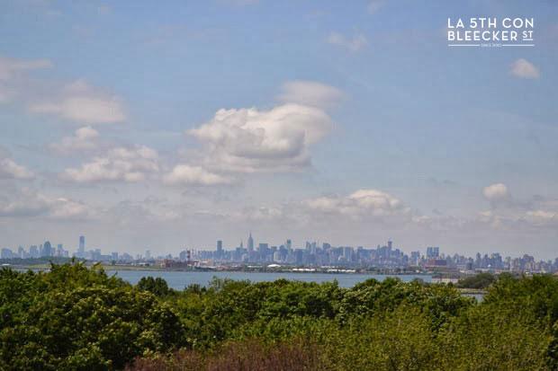excursión de contrastes por Nueva York skyline