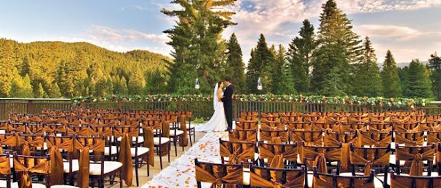Lodge Wedding Venues