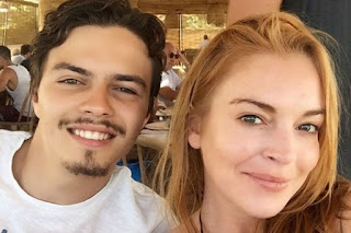 The actress went on a Twitter rant at her other half, finally confirming she's engaged before slamming the businessman