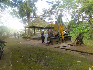 Mekori Temple Surrounded By Forest, Village of Belimbing Tabanan Bali