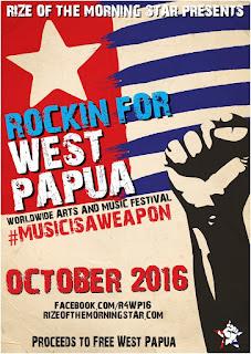 Jadwal Konser Papua Merdeka tingkat Global telah Diumumkan