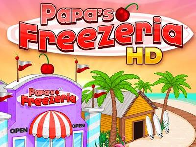 Papa's freezeria HD Mod Apk Download