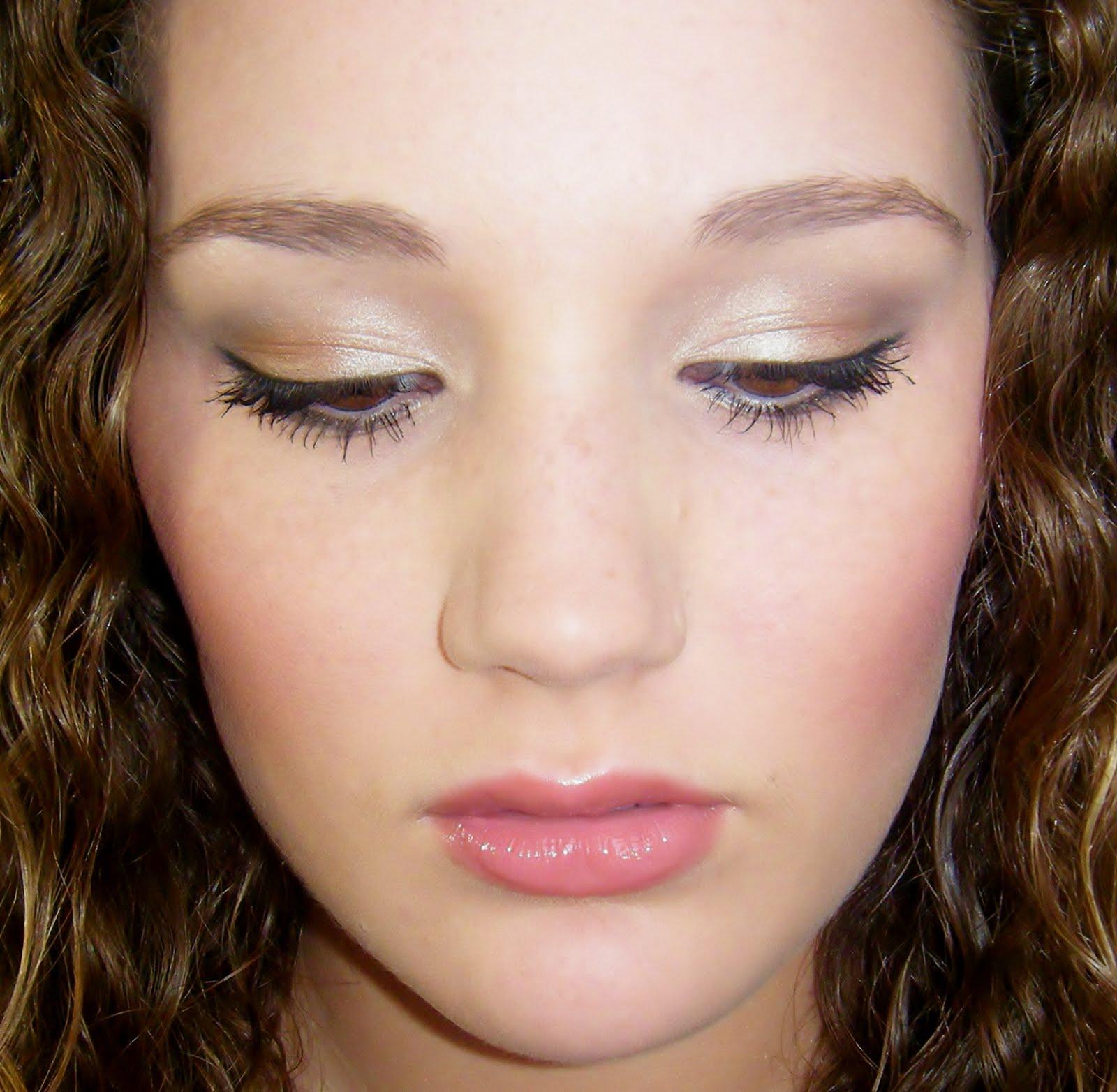 Back To School Video Natural Makeup Tutorial Getglammedup