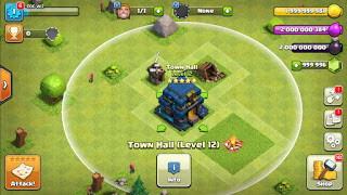 My First Post : Clash Of Clans mod apk