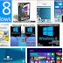 Tutoriais, apostilas, dicas sobre o Windows 8, do Fórum F2-Suporte.