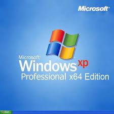تحميل WindowsXP 64Bit Pro ويندوز xp برو 64 بت النسخة الاصلية كامل
