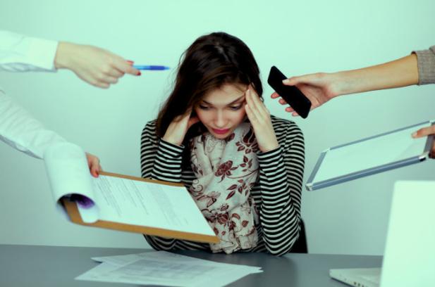 Ternyata Stress Bisa Menyebabkan Berbagai Penyakit Muncul