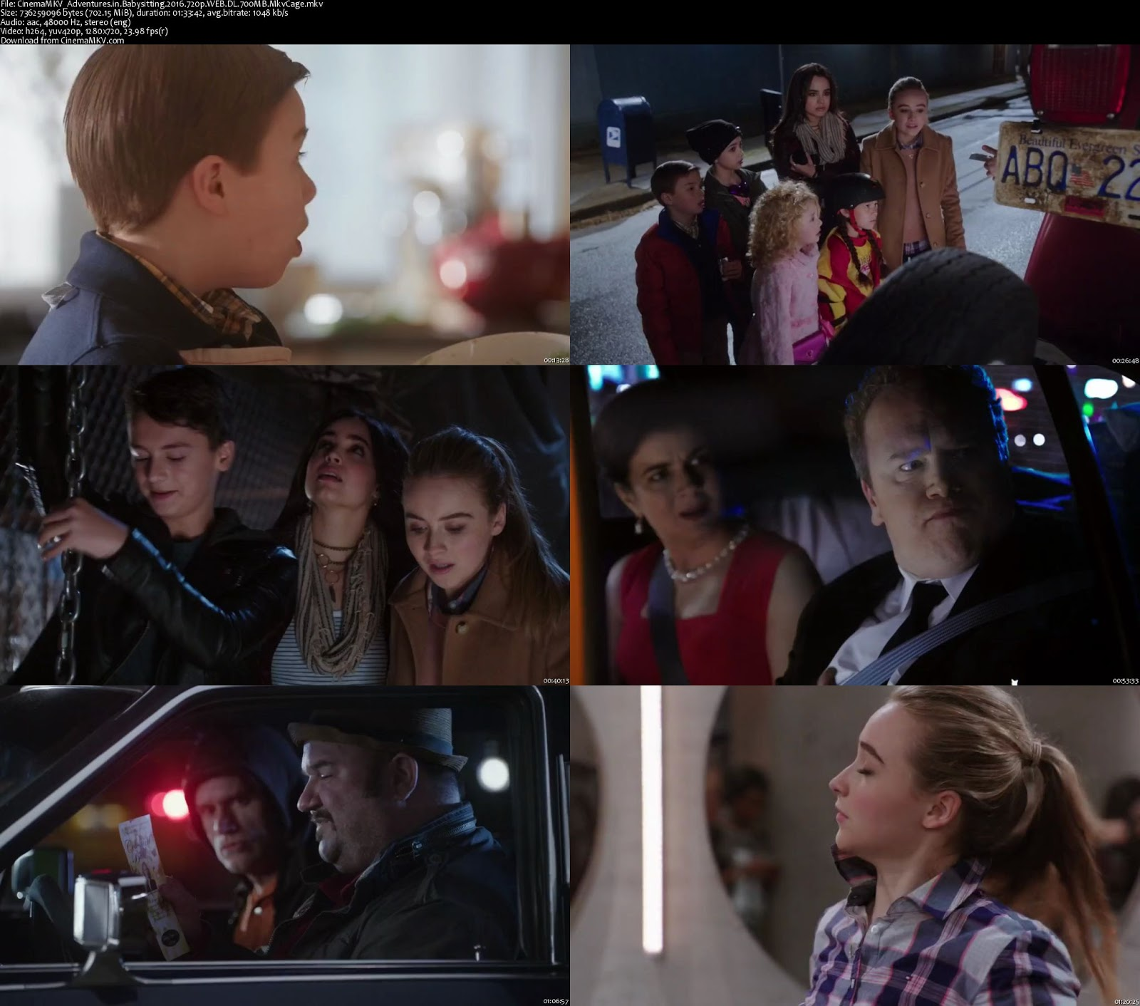 Adventures In Babysitting 2016 Cinemamkv Official