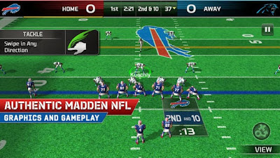 Madden NFL 25 Android, Madden NFL for Android