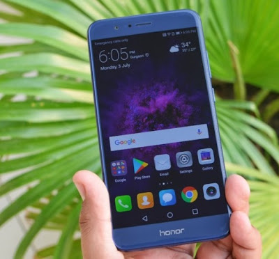 Ponsel Huawei Honor 8 Pro Review