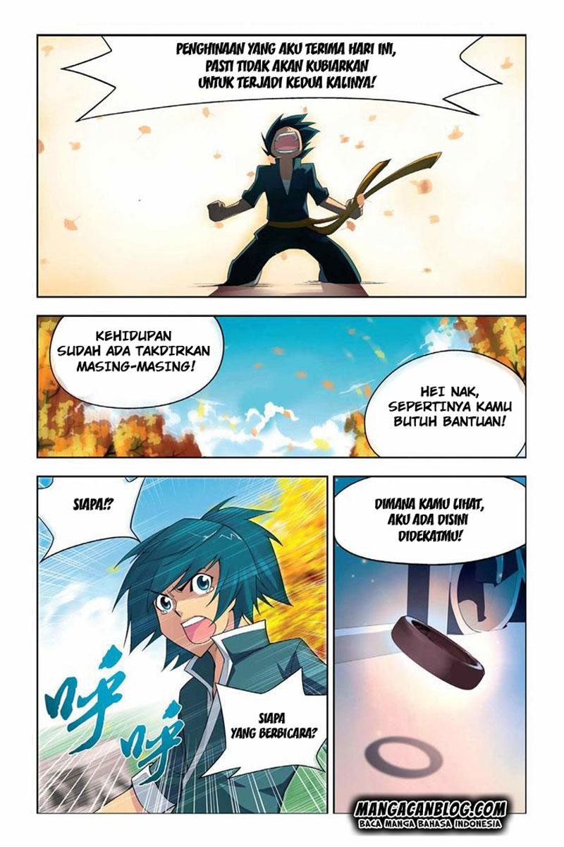 Battle Through Heaven Chapter 03-6