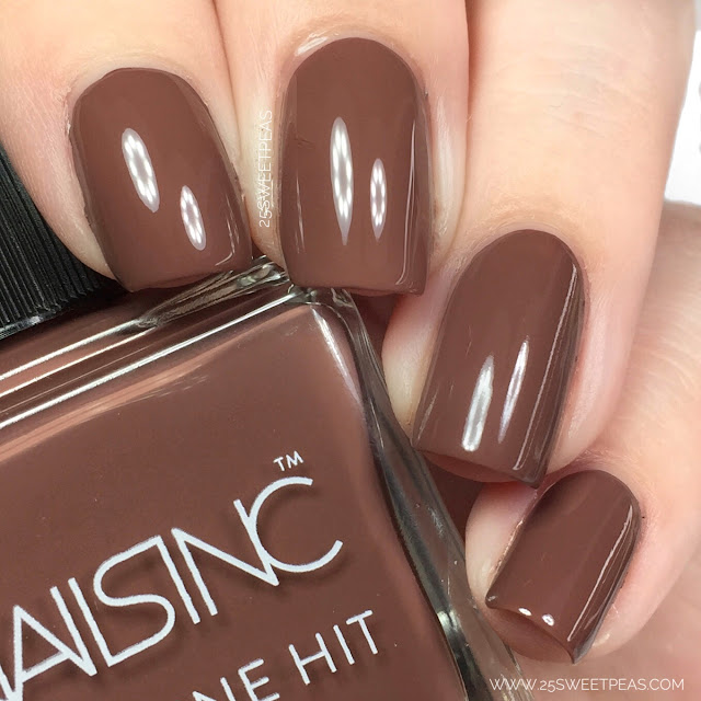 Nails Inc Afternoon Mocha