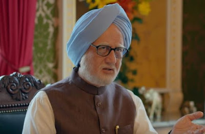 Watch The Accidental Prime Minister Trailer