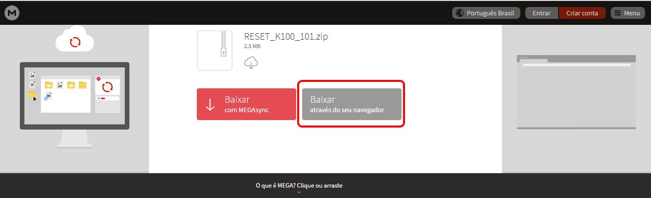 atualização de firmware da kodak photo printer 605