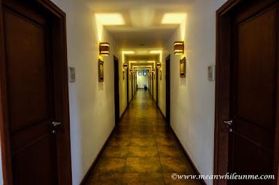 Hotel Review: lorong Hotel Amira, Bandung
