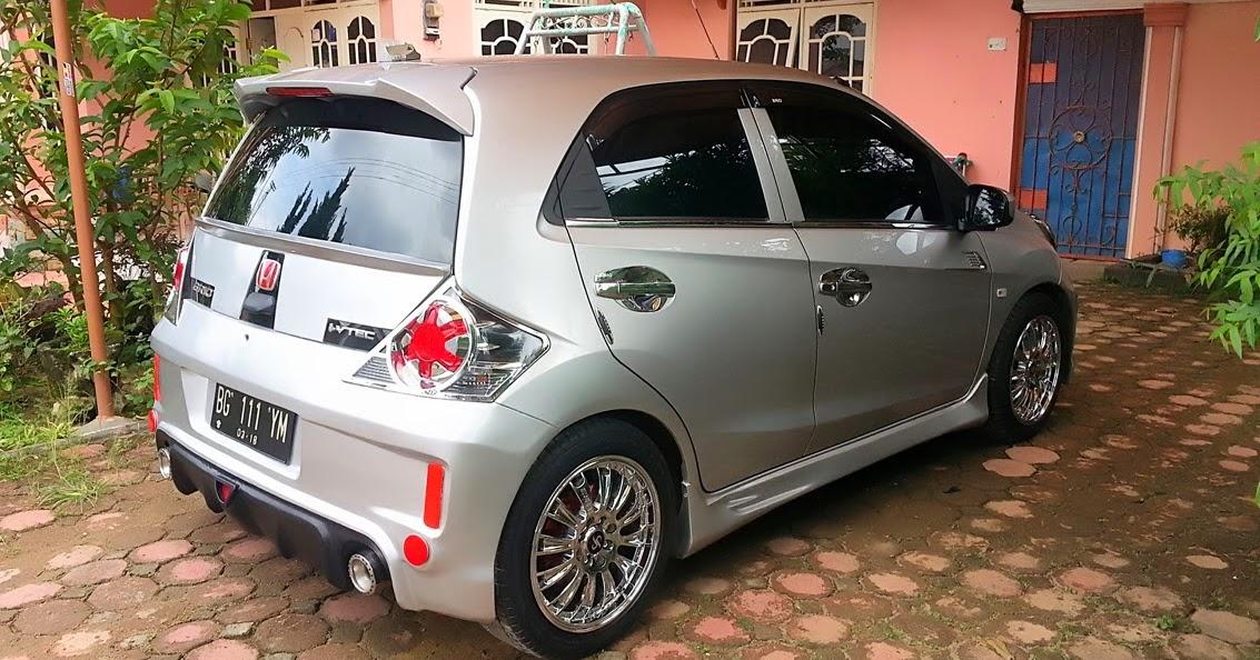 Modifikasi+Honda+Brio+Satya+2014
