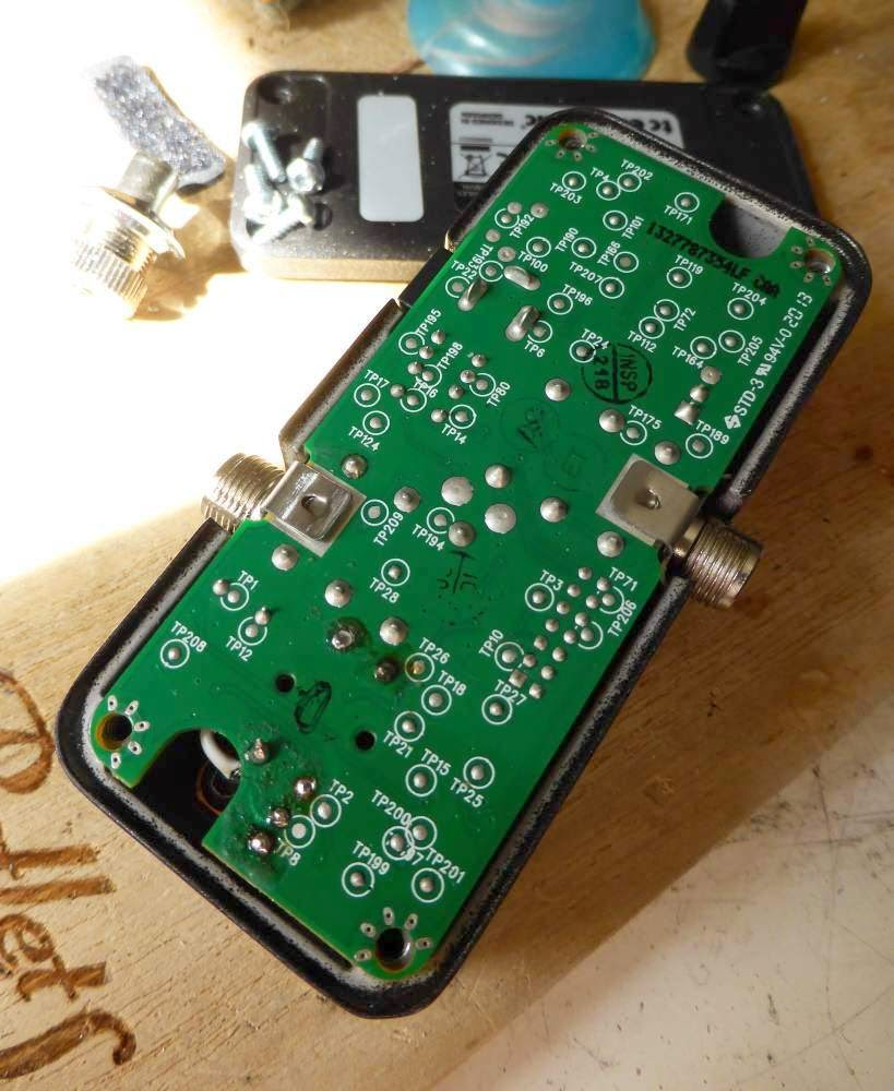 Ditto looper TC electronics switch repair