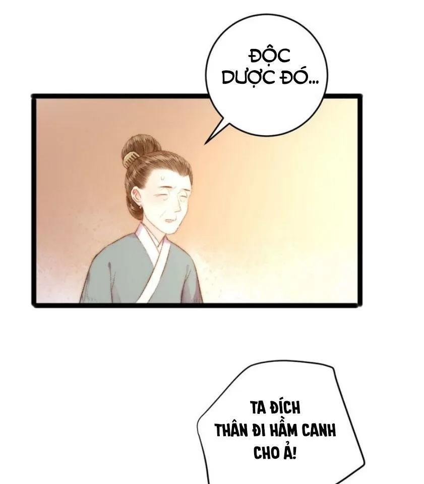 Nàng Phi Cửu Khanh - Thần Y Kiều Nữ chap 51 - Trang 4