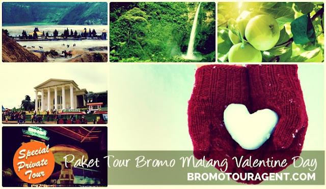 paket tour bromo malang valentine day