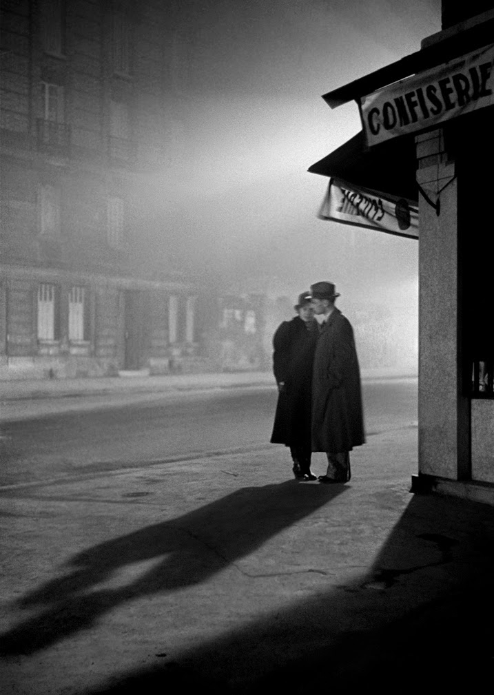 Paris evening 1934