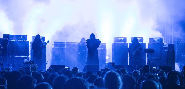 Sunn o))) concert