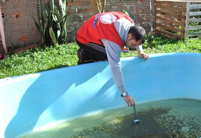 CACHOEIRINHA | Controle do mosquito Aedes Aegypti exige participação de todos