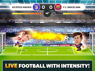 Head Soccer La Liga 2017 Mod Apk v3.1.1 (Unlimited Money)