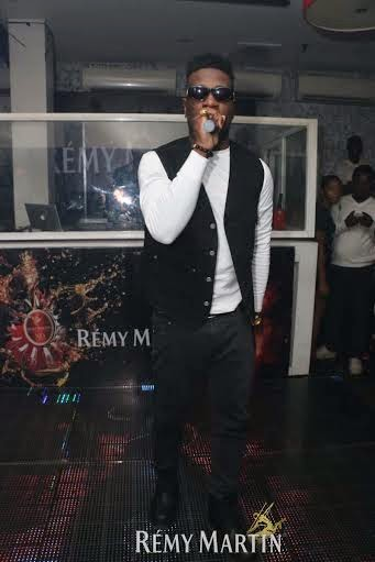 01 Photos from At The Club With Remy Martin party