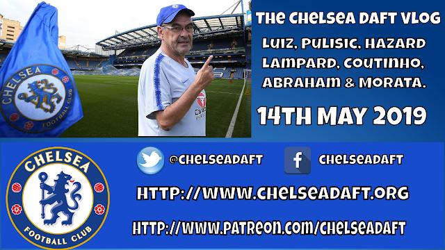 Luiz | Pulisic | Hazard | Lampard | Coutinho | Abraham and Morata | The Chelsea Daft Vlog