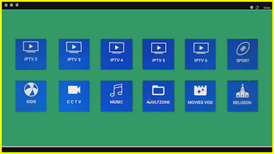 CHECK THIS IPTV APK WITH AMAZING CHANNELS GROUPS