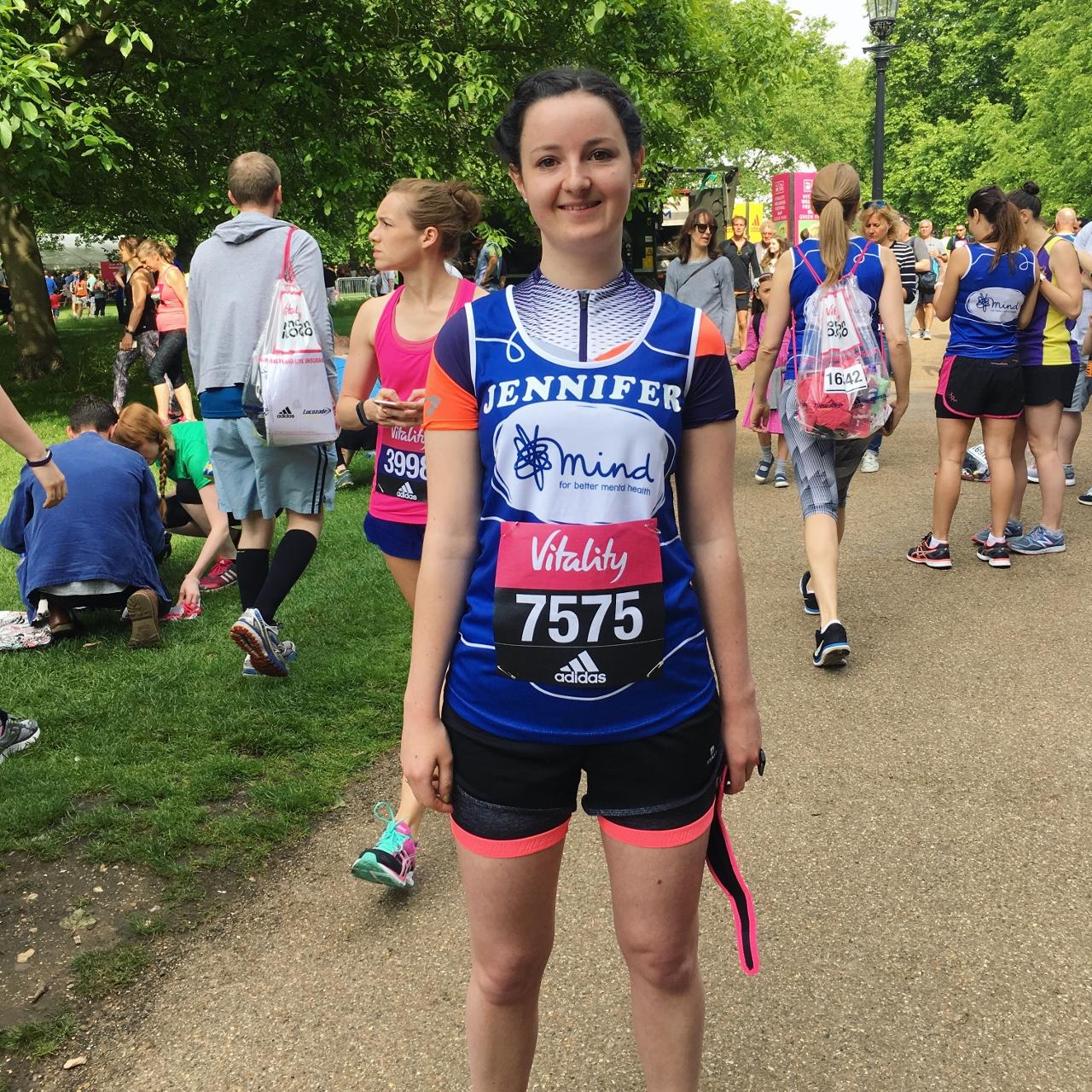 Running Vitality London 10k