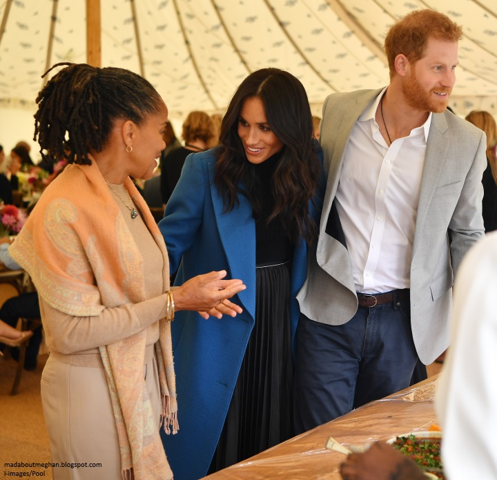 Mad About Meghan: Royal Baby Watch Continues, A Difficult