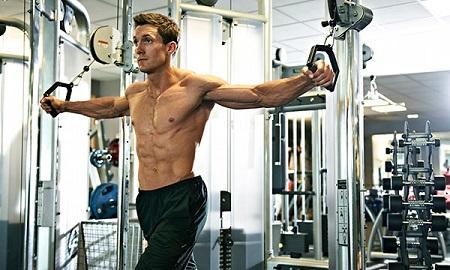 Rutina para descongestionar músculos