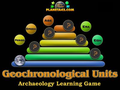 Geochronological Units Puzzle