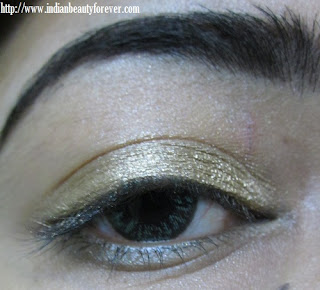 eye makeup indian