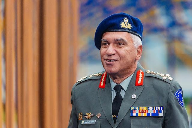 Στρατηγός Κωσταράκος: Για ποιον Έλληνα διοικητή δήλωσε υπερήφανος