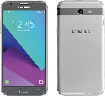 Unlock de Samsung J3 Emerge J327P