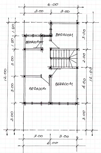 2nd floor plan of home image 14