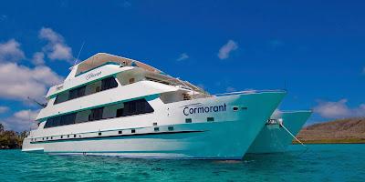 Crucero Catamarán Cormorant