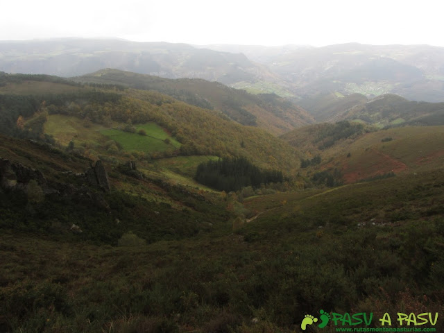 Valle en Boal e Illano