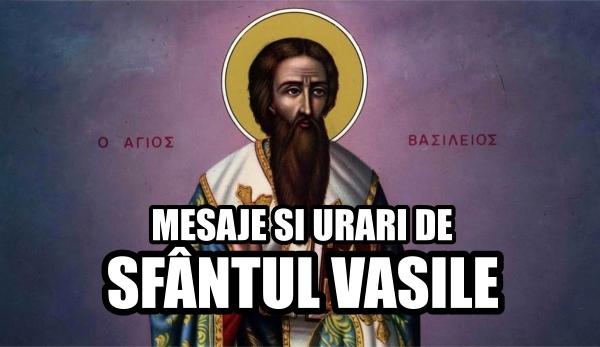 mesaje de sfantul Vasile