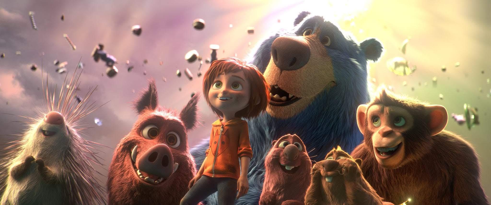 Box Office : 3月15日~17日の全米映画ボックスオフィスTOP5 - 監督がいないファミリー向けのアニメ映画「ワンダー・パーク」が、予想を上まわる封切り成績を稼いだものの、巨額の製作費には見合わず、物足りないヒットの初登場第2位 ! !